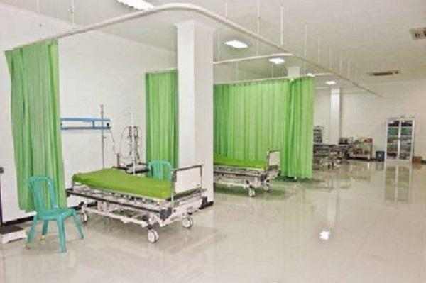 gorden rumah sakit anti noda